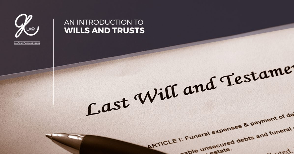 Elder Law Silicon Valley: An Introduction to Trusts and Wills