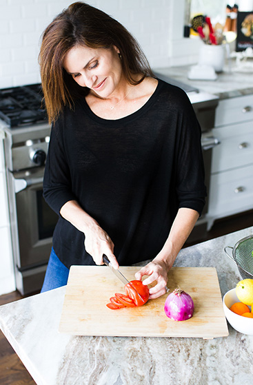 Mary Claire Haver has developed The Galveston Diet which helps women in menopause lose weight, burn fat, and feel more confident in their skin.