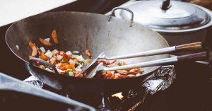 Flexible Diet Pork Stir Fry