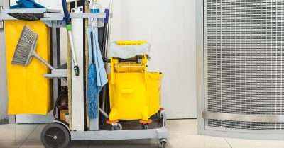 Janitorial Services | Mr.Vert Cleaning