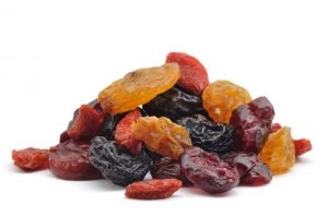 Worst Food For Teeth Gums-dried fruit