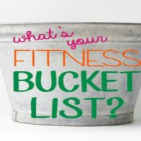Fit Bucket List