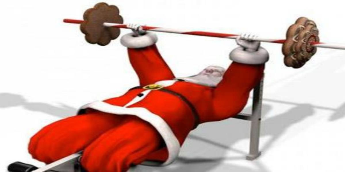 Christmas-fitness