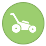 Lawn Mowing Icon