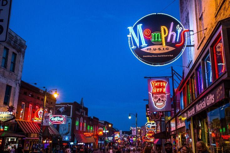 Memphis Group Tours