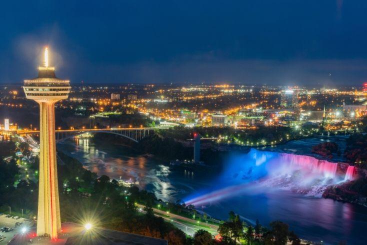 Niagara Falls Group Tours