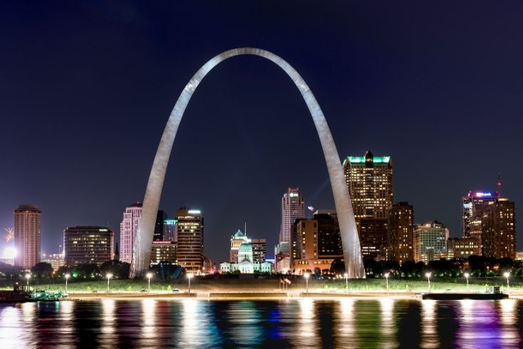 St. Louis Scheduled Tours