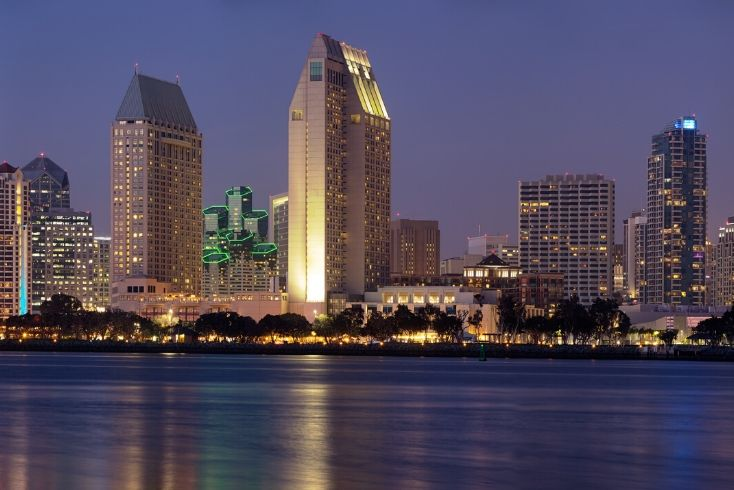 San Diego Scheduled Tours