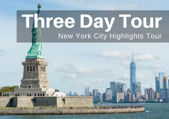 NYC Educational Tours - 3 Days - Call Toll-Free 888-796-8763