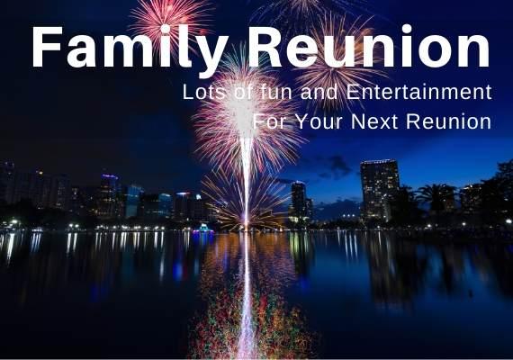 Orlando Family Reunion