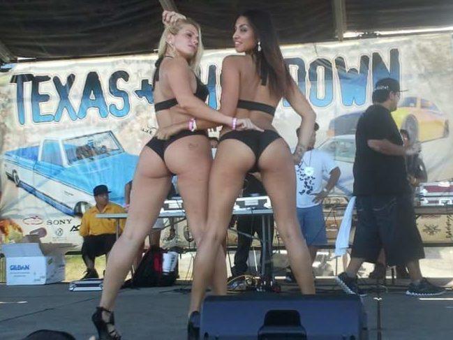 Womens gaping ass holes