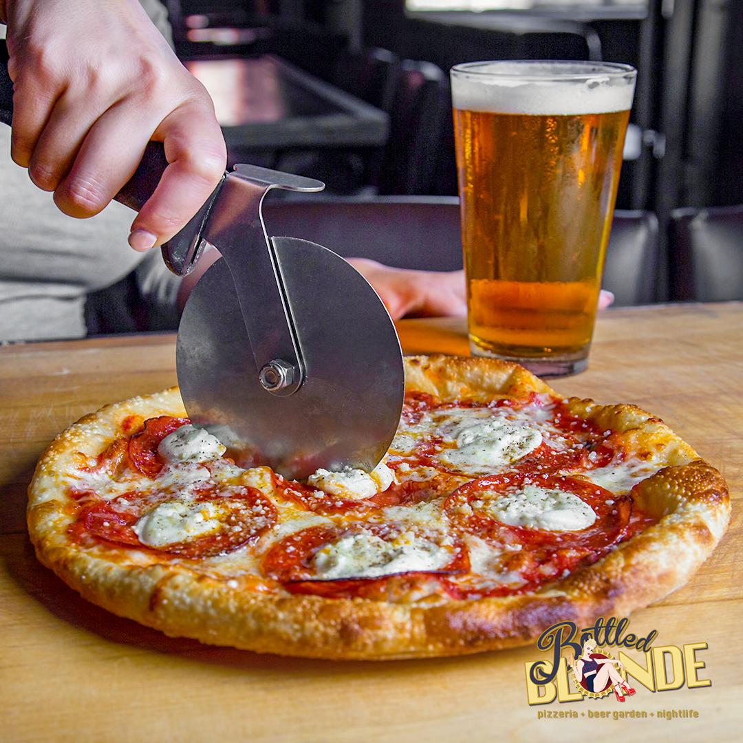 Bottled Blonde | Dallas | Pizzeria + Beer Garden + Nightlife