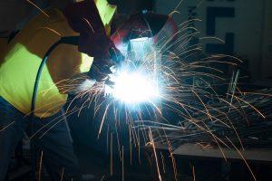 welding-metal-sparks