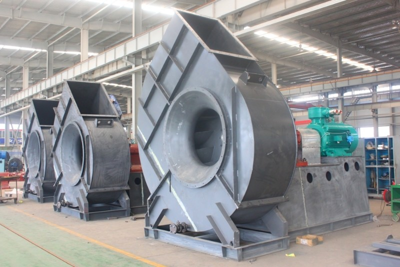 Dust Control Fans : Industrial blower dust collector manufacturers