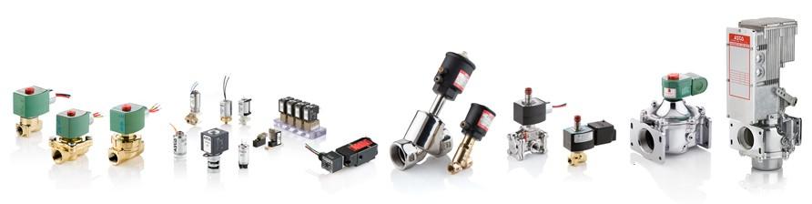 Invest in Asco solenoid valves.