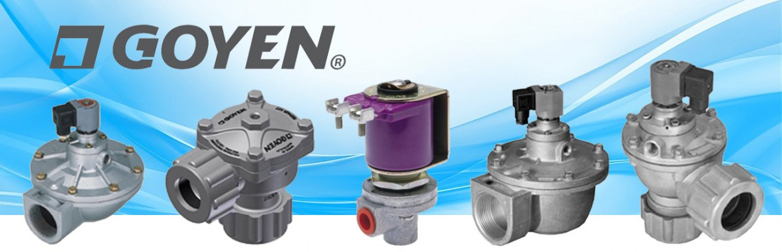 Invest in Goyen valves and more today.