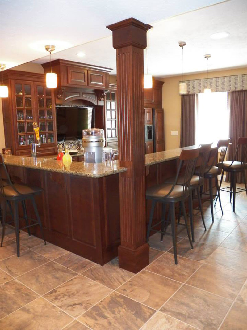 Kitchen Cabinets - Custom Cabinets And Cabinet ...