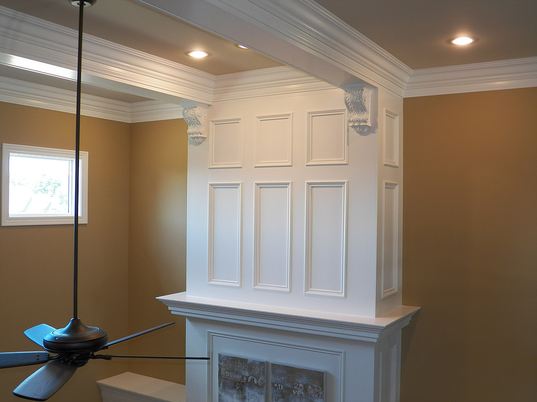 ... To Incorporate A Home Office Desk And Storage Into One Seamless Design  Than With A Custom Home Office Built Specifically For Your Living Space, ...