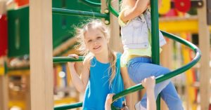 Benefits of Outdoor Play premier christian academy northlake