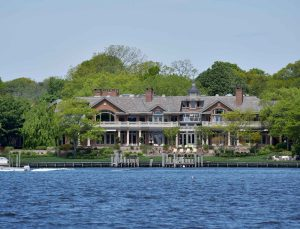 Mega American Summer Homes: New England Masterpiece