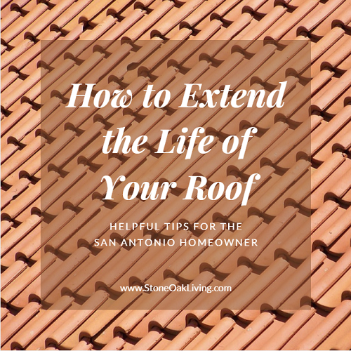 With a little effort and regular maintenance, you can extend the life of your roof to last you 20 to 30 years. Perform an annual inspection of your San Antonio home's roof. Check for cracks or breaks along the chimney, flashing, skylights, and other junction areas. And keep your gutters clear.