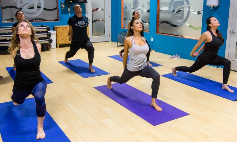 Balanced Fitness & Health Group Class
