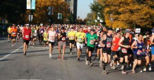 Marathon Season Shape