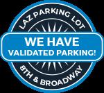Validated Parking Badge