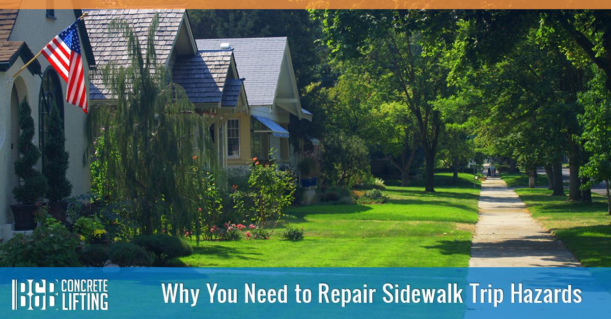 Concrete Repair Chicago: Keep Your Sidewalks Safe