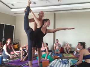 Hot Yoga Teacher Training In New York City