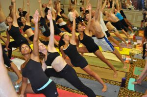 Hot Yoga Teacher Training London England