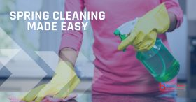 Spring Cleaning Made Easy