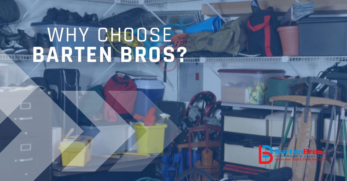 Why Choose Barten Bros