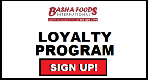 SIGN UP FOR THE LOYALTY PROGRAM
