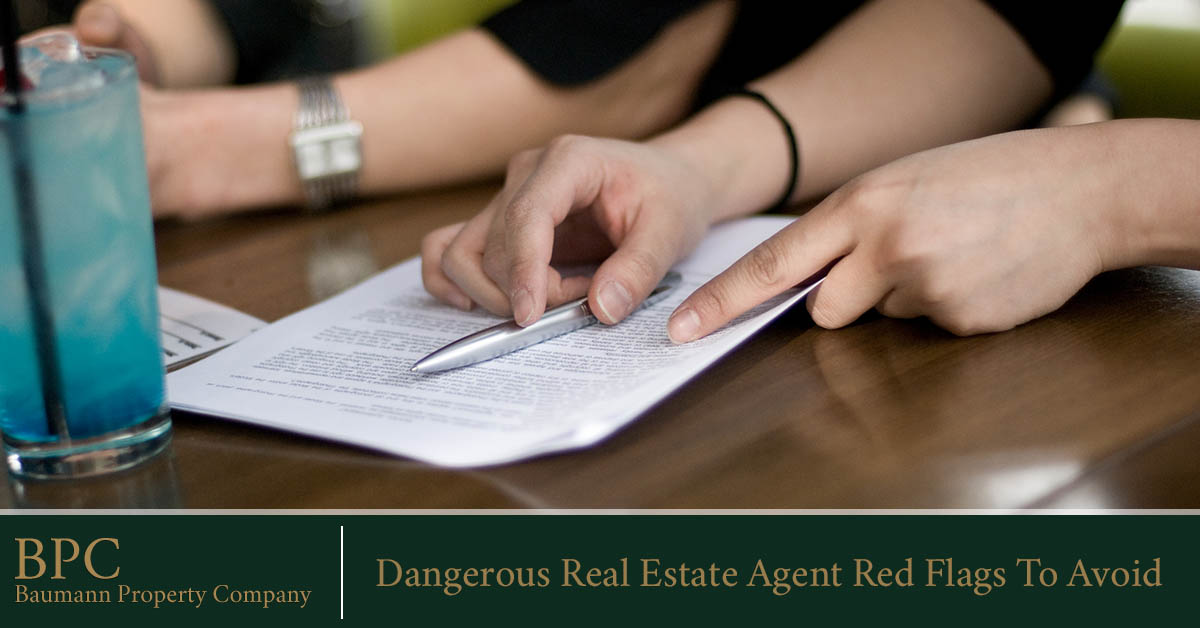 Realtors Near Me - Dangerous Real Estate Agent Red Flags To