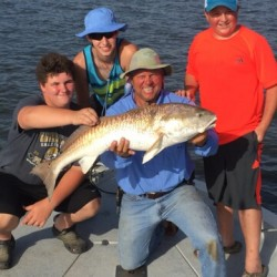 Bull Red Fishing Charter