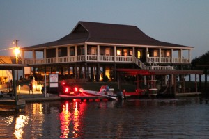 Bayou Log Cabins Marina And Office