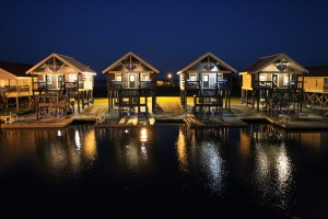 Cabins On The Bayou