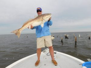 Bob With His First Bull Red