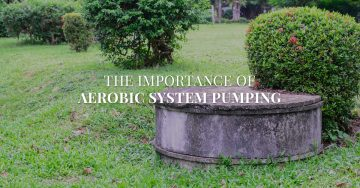 The Importance of Aerobic System Pumping