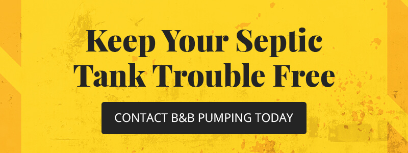 Keep Your Septic Tank Trouble Free