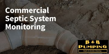 Commercial Septic System Monitoring