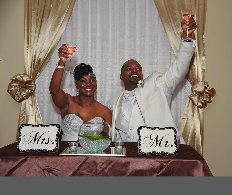 Mahogany Beach Club Wedding