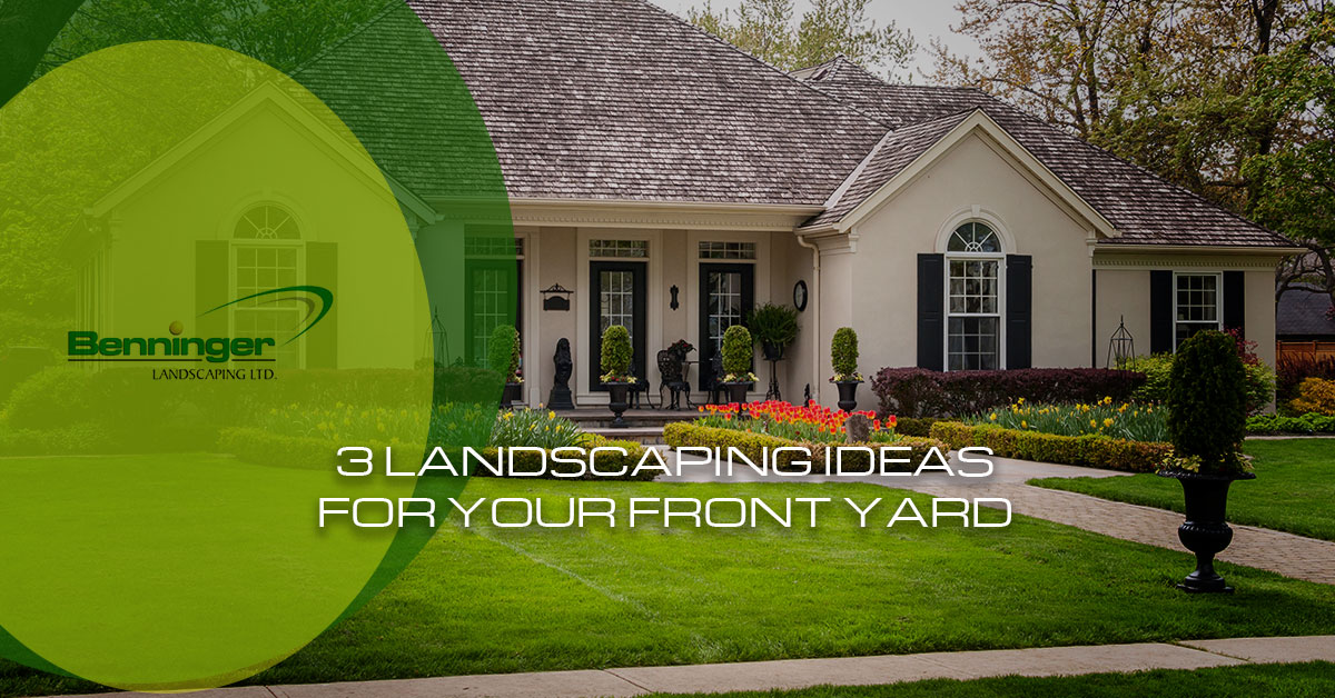 Landscape Design Cornwall On Hudson 3 Tips For Improving Your Yard