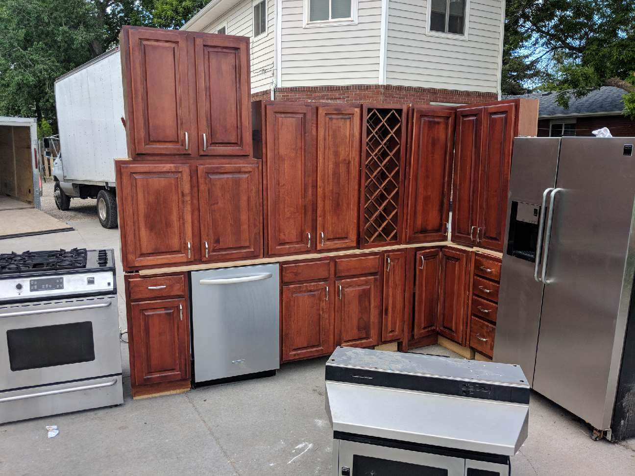 Discount Cabinets Fort Collins Used Appliances Loveland