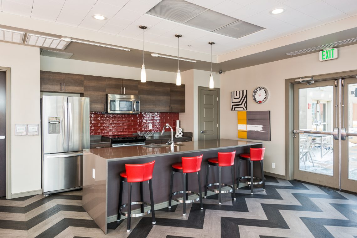 multifamily apartment photography
