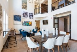 city gate colorado multifamily apartments dining room