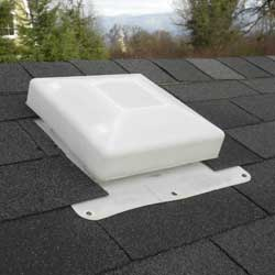 Clear Roof Vent