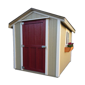 gable - Garden Sheds Oregon