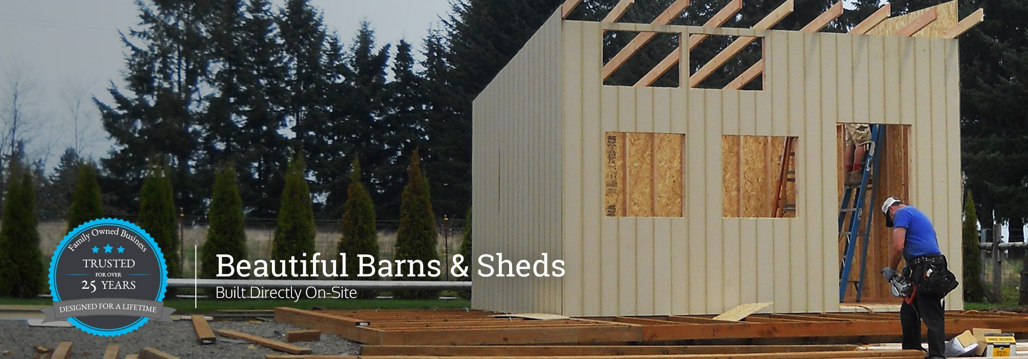 Better built barns create your custom shed or garage today for Barns and garages